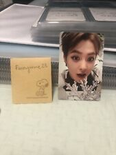 EXO Sing For You Official Photocard - Xiumin