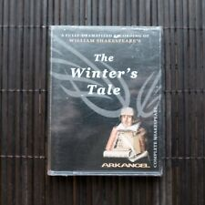 THE WINTER'S TALE  - WILLIAM SHAKESPEARE'S  - 2X AUDIOCASSETTE