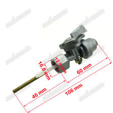 Fuel Petcock Switch For YG1 YG5 YJ1 YJ2 MX80 MX100 MX125 MX175 MX250 MX360 MX400