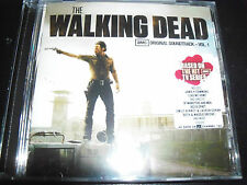 The Walking Dead Original Television Soundtrack (Australia) CD - New