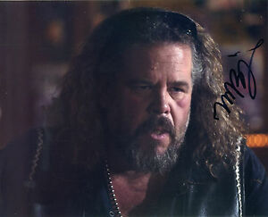 Mark Boone Jr signed  Sons of Anarchy authentic guaranteed P37
