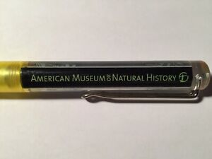 American Museum of Natural History New York Floaty Floating Pen Dinosaurs Promo