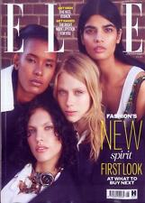 Elle Monthly August Magazines for Women