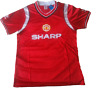 Manchester United Football Shirt Large L
