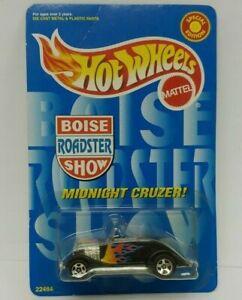 @@@***** Hot Wheels Midnight Cruzer Boise Roadster Show *****@@@