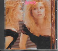 AUDREY LANDERS - Secrets CD Album 12TR Europop Euro Disco 1988 (WEA) RARE!
