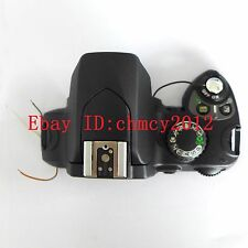 Original Top cover / head Flash shell for Nikon D40 D40X Repair Part