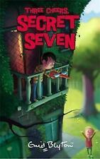 Secret Seven: 8: Three Cheers, Secret Seven, Blyton, Enid, New Book