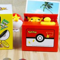 New Synthetic Resin Stealing Coin Cat Money Box Piggy Bank Storage Bank '