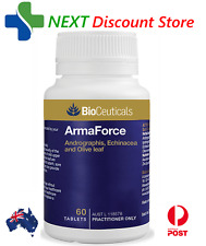ArmaForce BioCeuticals COLD FLU FIGHTER Andrographis Olive Leaf Echinacea 60 tab