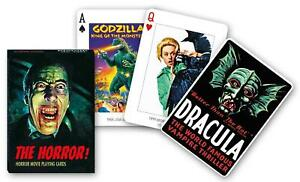 Piatnik The Horror! Playing Cards