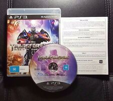 Transformers Rise Of The Dark Spark (Sony PlayStation 3, 2014) PS3 Game