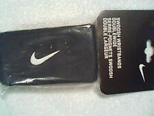 NEW Nike Swoosh Wristbands Tennis Federer Rafa Nadal Tennis Midnight Navy