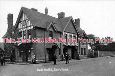 KE 301 - Bull Hotel, Snodland, Kent - 6x4 Photo