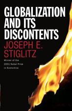 Globalization and Its Discontents by Joseph E. Stiglitz (2002, Hardcover)