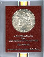 1926-S Rare Redfield NGC MS63 Peace Dollar Much Better Date Paramount Holder
