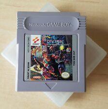 NINTENDO GAME BOY - CONTRA : THE ALIEN WARS ( DMG-ACSE-USA ) KONAMI