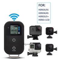 Remote Controller Silicone Protective Case Cover for WiFi GoPro Hero 3/3+ 4 / 5