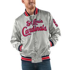 buy popular 1eb57 0002c Starter St. Louis Cardinals MLB Fan Apparel   Souvenirs for sale   eBay
