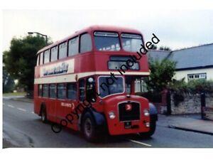 BUS PHOTO: RED & WHITE BRISTOL FL L660 6AAX