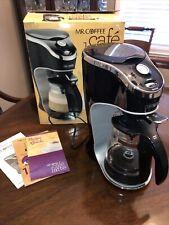 Mr. Coffee Cafe Latte Coffee Maker Model BVMC-EL1