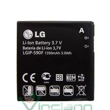 Batteria ORIGINALE LG LGIP-590F per Optimus 7 E900 1350mAh bulk