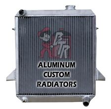 "1968-1974 Triumph TR6 Aluminum Radiator ""Made in USA"""