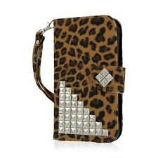 for Samsung Galaxy S5 Active Wallet Case MPERO FLEX FLIP ID Credit Card Covers