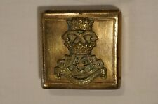 Canadian PLDG Princess Louise Dragoon Guards Bridle Badge