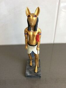 Ancient Egyptian Anubis Stature