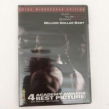 Million Dollar Baby (DVD, 2005, 2-Disc Set, Widescreen) Brand New