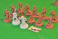 sci fi star wars legion rebel alliance luke skywalker 13 figures (41650)