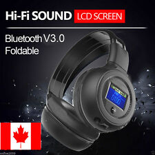 3.0 Stereo Bluetooth Wireless Headset/Headphones Bass With Call Mic/Microphone