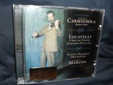Locatelli - L'Arte Del Violino / Concertos -Giuliano Carmignola / Andrea Marcon