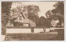 Wales postcard - Swiss Cottage, Fairwater