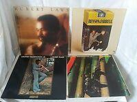 Lot Of 4 1976 1978 Grover Washington Jr Hubert Laws Benson & Farrell Vinyl LP's