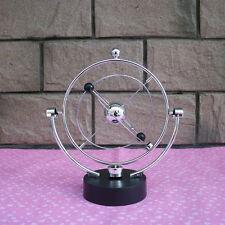 Kinetic Orbital Revolving Gadget Perpetual Motion Desk Office Art Decor Gift Toy