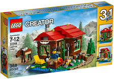 LEGO Creator - 31048 Hütte am See / Lakeside Lodge - Neu & OVP
