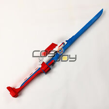 """Cosjoy 43"""" Dino Charge Charge Sword in Blue PVC Cosplay Prop -1574"""