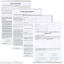 Complete set of Legal Documents