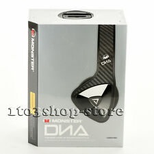 Monster DNA Noise Isolating On-Ear Headphones w/Mic & ControlTalk Carbon Fiber