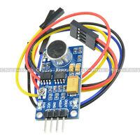 DC 3.3V~5.3V Sound Sensor Voice Sensor Detection LM386 Mini Module for Arduino