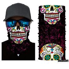 Women Girl Face Mask Shield Headwear Bandana Fishing Neck Gaiter Scarf Cycling