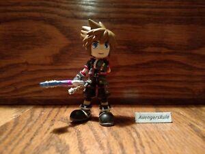 Disney Kingdom Hearts 3 Funko Mystery Minis Vinyl Figures Sora With Blade