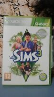 The Sims 3 - Microsoft Xbox 360 (Used, opened)