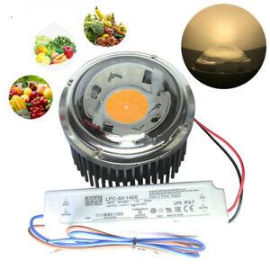 CREE COB CXB 3590 LED growth lamp 3500K/5000K 36V LED growth lamp+Lens+Driver
