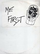 Me First ep - Unknown No Wave Post-Punk - HEAR