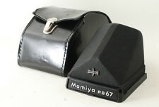 [EXCELLENT+++++!!!] Mamiya RB67 Prism Finder for Pro ProS ProSD From JAPAN #257