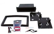 Radio Replacement Dash Mount Kit 1 & 2-DIN w/Harness/Antenna for Subaru w/Nav