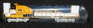 Broadway LImited N scale  SD40-2 Santa Fe Railway #5048  DCC Sound  3701